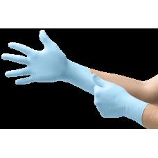 Micro-Touch Denta-Glove Blue Nitrile