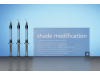 SDI Shade Modification Material