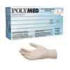 Polymed Latex PF Gloves
