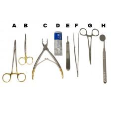 Soft Tissue Perio Surgery Set
