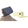 ICORE Memory Foam Dental Headrest  Flat Style Dental Chairs