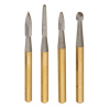 DynaCut Carbide Fine Finishing Burs - 30 Blades